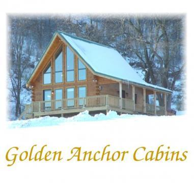 Portfolio image for Golden Anchor Luxury Log Cabins