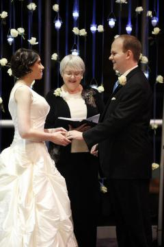 Portfolio image for A Lovely Ceremony