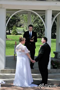 Portfolio image for A Wedding ceremony Officiated/Minister Dayton