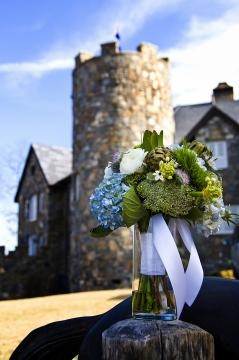 Wedding Venues in North Carolina: Castle LadyHawke