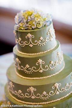 Portfolio image for ToriaDolce Wedding Cakes