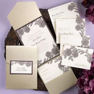 Invitations & Stationery in New York, NY: Elegant Brides Discount Invitations