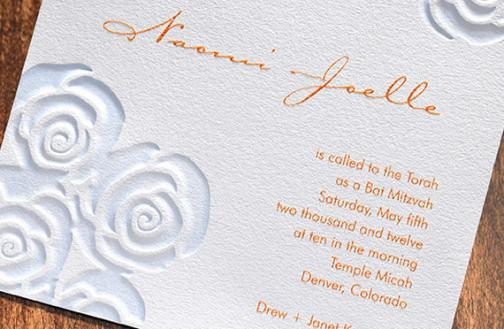Stylart Wedding Invitations: Elegant Brides Discount Invitations On OneWed
