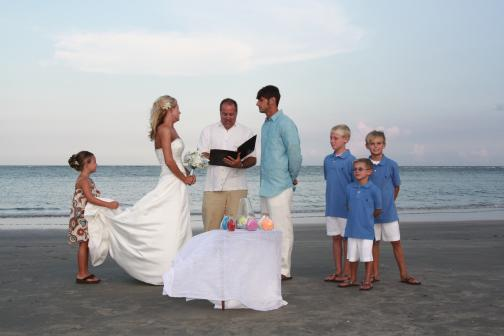 Portfolio image for Lowcountry Wedding Minister