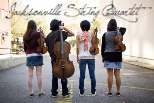 Portfolio image for Jacksonville String Quartet