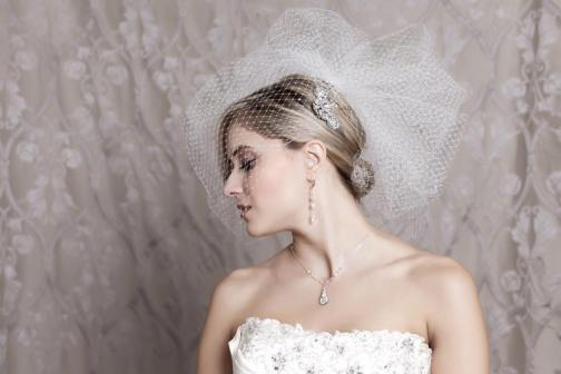 Portfolio image for One in a million...a bridal accessories boutique