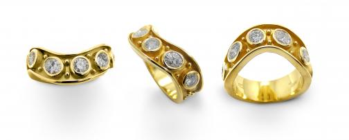 Portfolio image for Calla Gold Jewelry