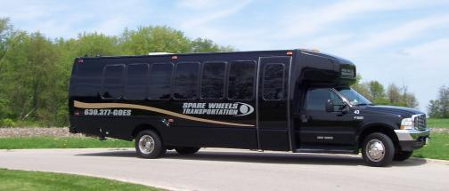 Portfolio image for Spare Wheels Transportation Inc