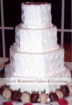 Portfolio image for Sweet Memories Cakes & Catering
