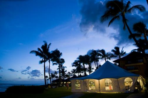 Portfolio image for Hawaii Event Planners