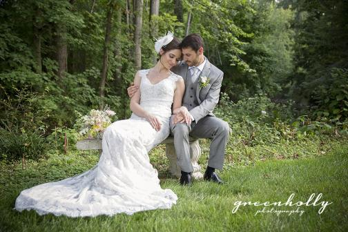 Portfolio image for Green Holly Weddings