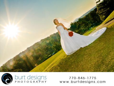 Portfolio image for Burt Designs