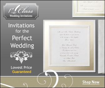Invitations & Stationery in Plano, TX: 1st Class Wedding Invitations