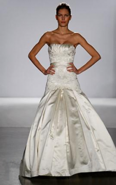 Priscilla of boston on onewed for Wedding dress stores boston