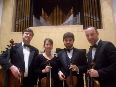 Portfolio image for TriState String Quartet
