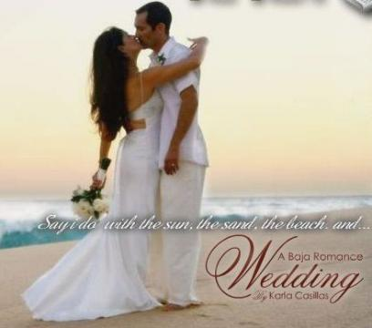 Portfolio image for A Baja Romance Wedding By Karla Casillas