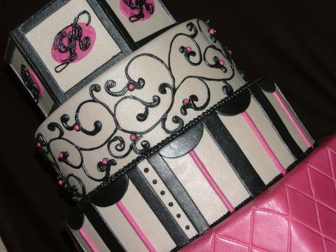 Portfolio image for The Bee's Knees Custom Cakes