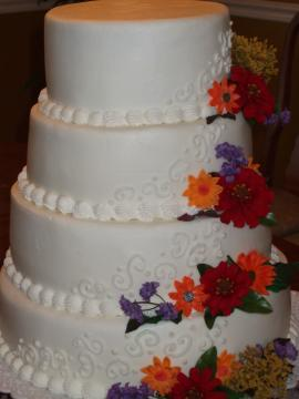Portfolio image for A Beautiful Wedding & Cakes Designed for You
