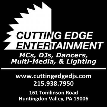 DJ's Bands & Musicians in Huntingdon Valley, PA: Cutting Edge Entertainment