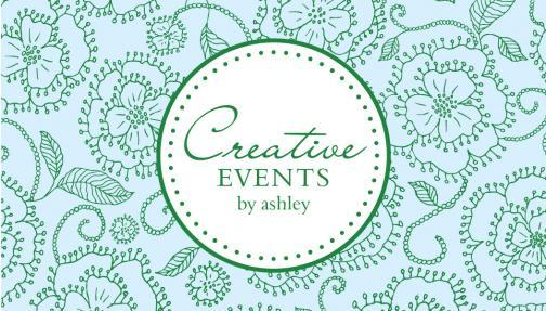 Portfolio image for Creative Events By Ashley