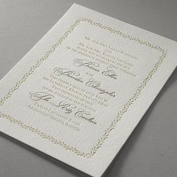 Portfolio Image For Bed Bath Beyond Wedding Invitations Accessores