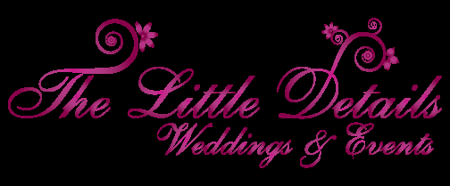 Portfolio image for The Little Details Weddings & Events