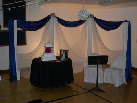 Portfolio image for Elegantly Expressed Wedding Decor