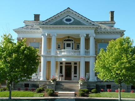 cartier mansion bed breakfast and conference center on
