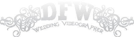 Portfolio image for DFW Wedding Videographer