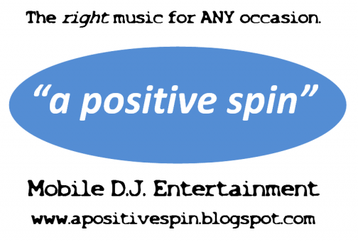 "Portfolio image for ""a positive spin"" Mobile DJ Entertainment"