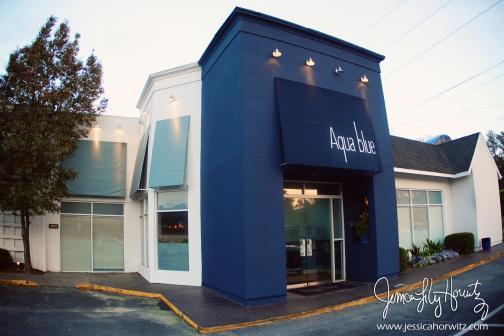 Aqua Blue Roswell 48