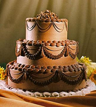 how to make a 3 tier chocolate wedding cake joyce s tasty cakes on onewed 15775