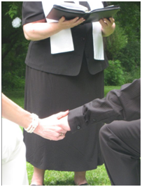 Portfolio image for A Reverend for your Wedding - Rev Christine Weidner