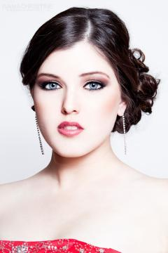 Portfolio image for Stevee Danielle hair and Make Up