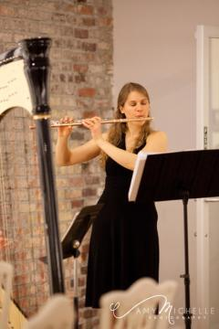 Portfolio image for Christen Stephens, Flute, Cello, Duos, Trios, Quartets
