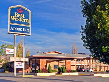 Portfolio image for Best Western Adobe Inn