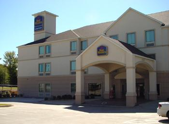 Portfolio image for Best Western Longview