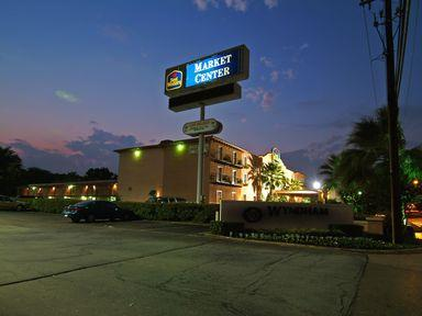 Portfolio image for Best Western Market Center