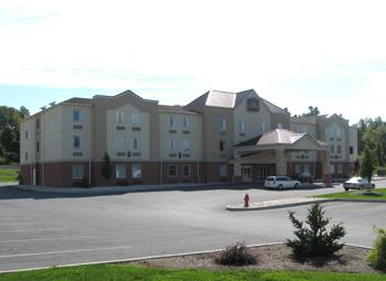 Portfolio image for Best Western New Cumberland Inn & Suites