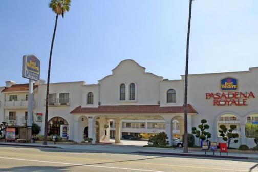 Portfolio image for Best Western Pasadena Royale