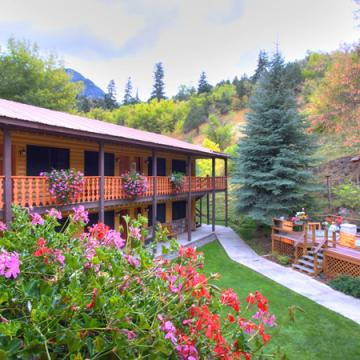 Portfolio image for Box Canyon Lodge and Hot Springs Ou