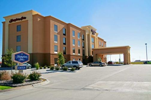 Portfolio image for Hampton Inn Hays-North of I-70