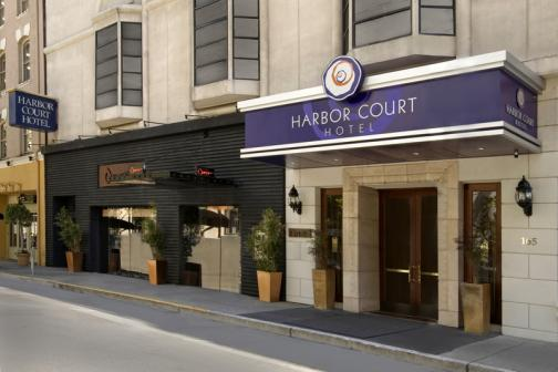 Portfolio image for Harbor Court Hotel - A Kimpton Hotel