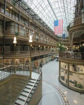 Portfolio image for Hyatt Regency Cleveland at The Arcade