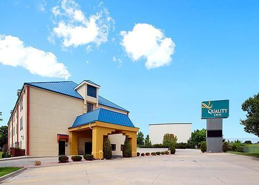 Portfolio image for Quality Inn Blue Springs