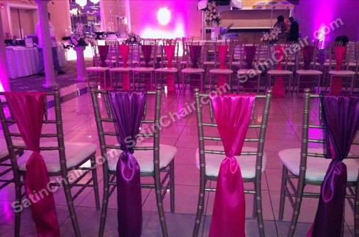 Astonishing Satin Chair Covers Rental Chicago And Suburbs On Onewed Gmtry Best Dining Table And Chair Ideas Images Gmtryco