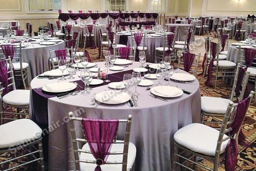 Satin Chair Covers Rental Chicago And Suburbs On Onewed