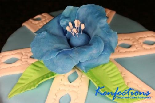 Portfolio image for Kenfections Gourmet Cakes