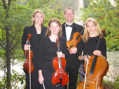 Portfolio image for Briar Rose String Quartet