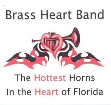 Portfolio image for Brass Heart Band